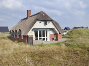 Holiday Home Hvide Sande with a Fireplace 07