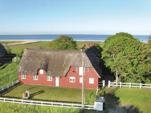 Five Bedroom Holiday home Rømø with Sea View 09