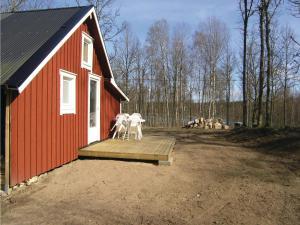 Holiday home Hällorna Norregård Hamneda