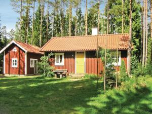 A picture of Holiday home Hallaböke Hallaryd