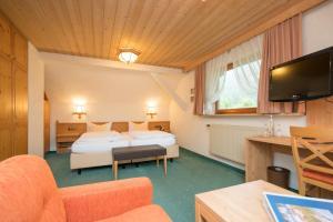 Seehotel Grauer Bär, Отели  Кохель-ам-Зее - big - 13