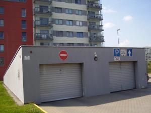 Saules Apartamentai, Apartments  Vilnius - big - 19