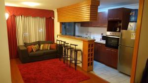 Departamento 1502, Edificio Costa Azul II, Apartmány  Iquique - big - 1