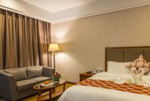 Linzhen Hotel, Hotely  Šanghaj - big - 12