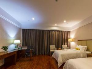 Linzhen Hotel, Отели  Шанхай - big - 11