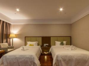 Linzhen Hotel, Hotely  Šanghaj - big - 10