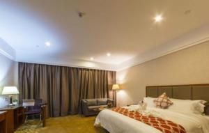Linzhen Hotel, Hotely  Šanghaj - big - 9