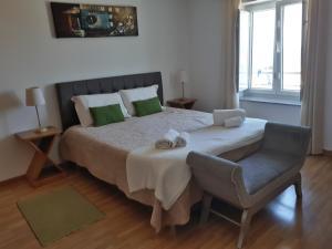 Casa Berlengas a Vista, Апартаменты  Пениши - big - 15