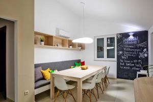 Apartment Miran, Apartmány  Malinska - big - 21