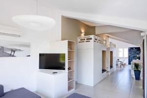 Apartment Miran, Apartmány  Malinska - big - 28