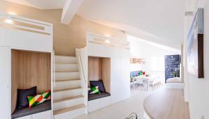 Apartment Miran, Apartmány  Malinska - big - 30