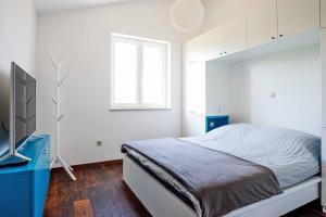 Apartment Miran, Apartmány  Malinska - big - 33
