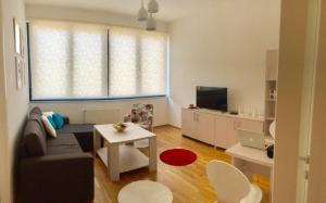 SarLux City Center Apartment - фото 13