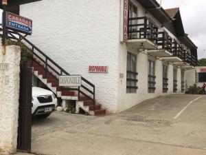 Cabañas La Posada Del Mar, Апарт-отели  El Quisco - big - 21