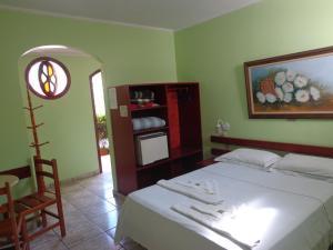 Hotel Pousada Miramar, Отели  Убатуба - big - 11