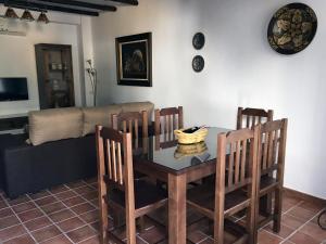 Casas San Cristóbal, Dovolenkové domy  Jimera de Líbar - big - 24