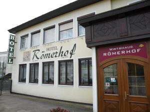 B&B Hotel Römerhof