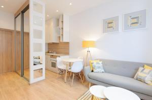 Saules Apartamentai, Apartments  Vilnius - big - 20