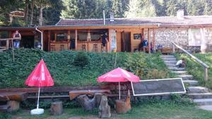 Malka Yurta Hut