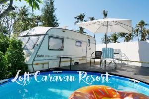 Una foto de Loft Caravan Resort