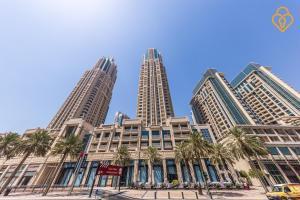 Keysplease Fountain view 2 Bedroom Apartment , 29th boulevard, Apartmanok  Dubaj - big - 64