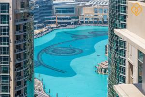 Keysplease Fountain view 2 Bedroom Apartment , 29th boulevard, Apartmanok  Dubaj - big - 46