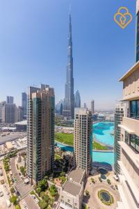Keysplease Fountain view 2 Bedroom Apartment , 29th boulevard, Apartmanok  Dubaj - big - 43