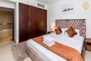 Keysplease Fountain view 2 Bedroom Apartment , 29th boulevard, Apartmanok  Dubaj - big - 22