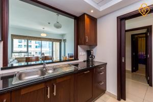 Keysplease Fountain view 2 Bedroom Apartment , 29th boulevard, Apartmanok  Dubaj - big - 20