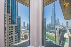 Keysplease Fountain view 2 Bedroom Apartment , 29th boulevard, Apartmanok  Dubaj - big - 50
