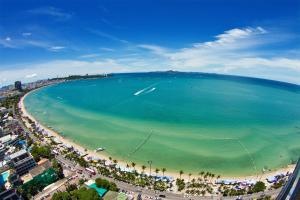 View Talay 6 Luxury Condo, Appartamenti  Pattaya centrale - big - 35
