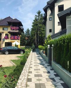Apartment Star, Ferienwohnungen  Zlatibor - big - 6