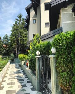 Apartment Star, Ferienwohnungen  Zlatibor - big - 7