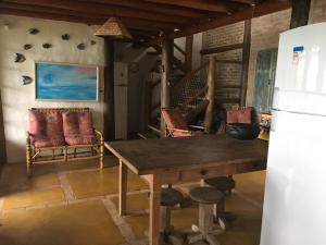 Casa Rústica na Praia, Nyaralók  Ubatuba - big - 1
