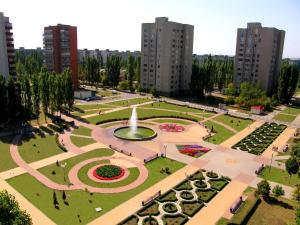 Apartment on Olimpyskiy 7