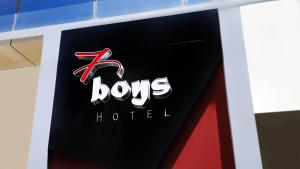 Амман - 7Boys Hotel