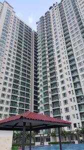 D'calton seaview apartment, Апарт-отели  Джохор-Бару - big - 26