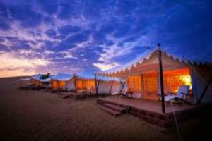 Hummer Desert Safari Camp, Resorts  Jaisalmer - big - 4