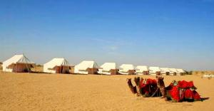 Hummer Desert Safari Camp, Resorts  Jaisalmer - big - 18