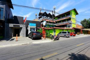 RedDoorz near Prawirotaman 2, Penzióny  Yogyakarta - big - 10
