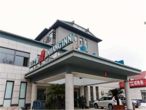 Jinjiang Inn Yantai Penglaige Zhonglou North Road