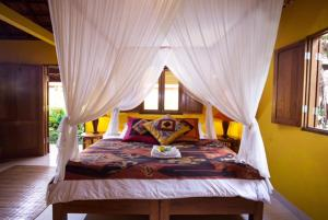 Bali Bila Bungalow, Vendégházak  Kubutambahan - big - 10