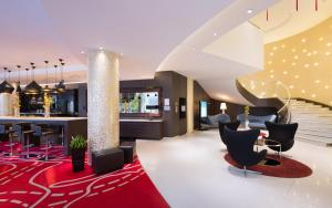 Отель Radisson Blu Belorusskaya - фото 8