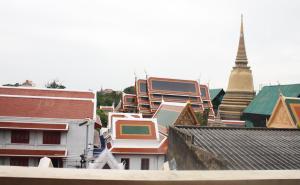 Feung Nakorn Balcony Rooms and Cafe, Hotely  Bangkok - big - 19