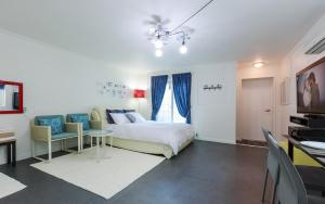 Green Hill Pension, Holiday homes  Pyeongchang  - big - 37