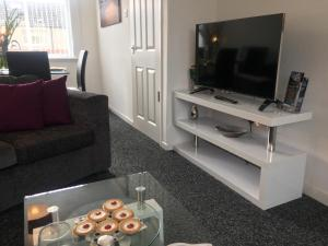 SSA - Atholl House Glasgow Airport, Апартаменты  Пейсли - big - 19