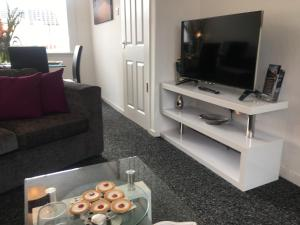 SSA - Atholl House Glasgow Airport, Апартаменты  Пейсли - big - 20
