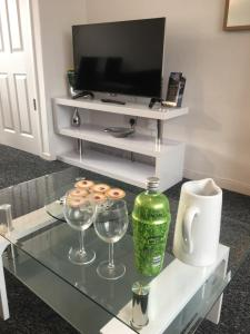 SSA - Atholl House Glasgow Airport, Апартаменты  Пейсли - big - 21