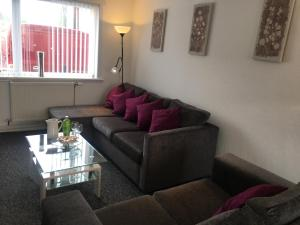 SSA - Atholl House Glasgow Airport, Апартаменты  Пейсли - big - 25