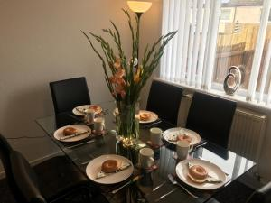 SSA - Atholl House Glasgow Airport, Апартаменты  Пейсли - big - 26